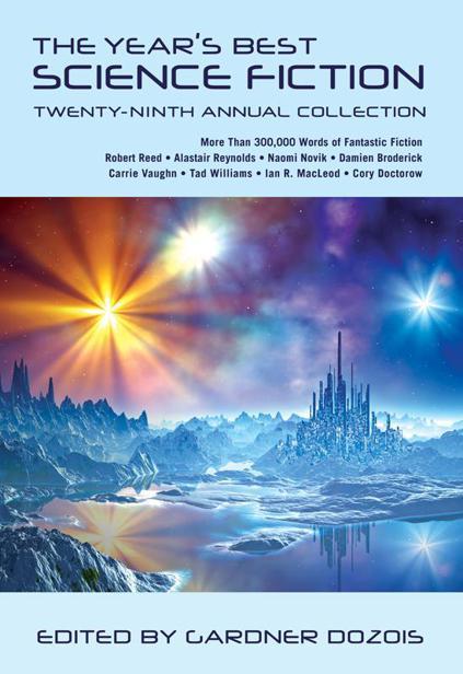 Macleods Mordant Miniatures >> Gardner Dozois The Year S Best Science Fiction Volume 29