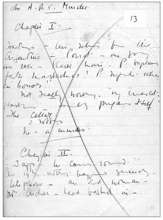 John Curran Agatha Christies Secret Notebooks