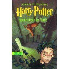 Joanne Rowling Harry Potter Und Der Orden Des Phonix