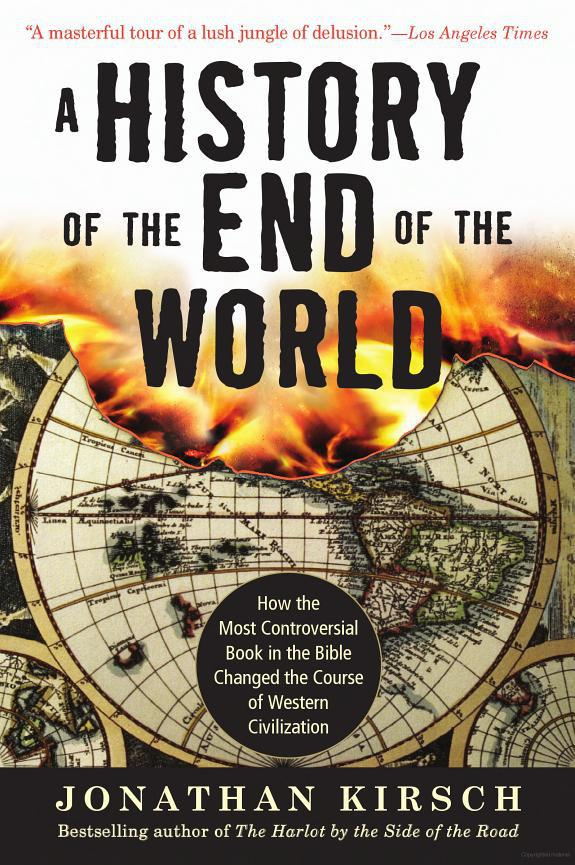 Jonathan Kirsch A History Of The End Of The World