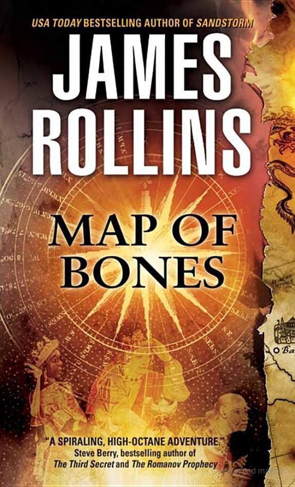 James Rollins Map Of Bones