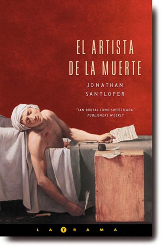 Jonathan Santlofer El Artista De La Muerte