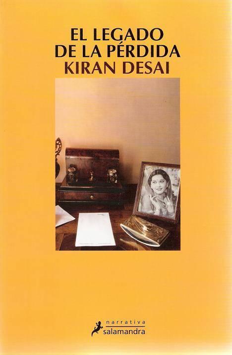 Kiran Desai. El legado de la pérdida a837f9cd3b5c0