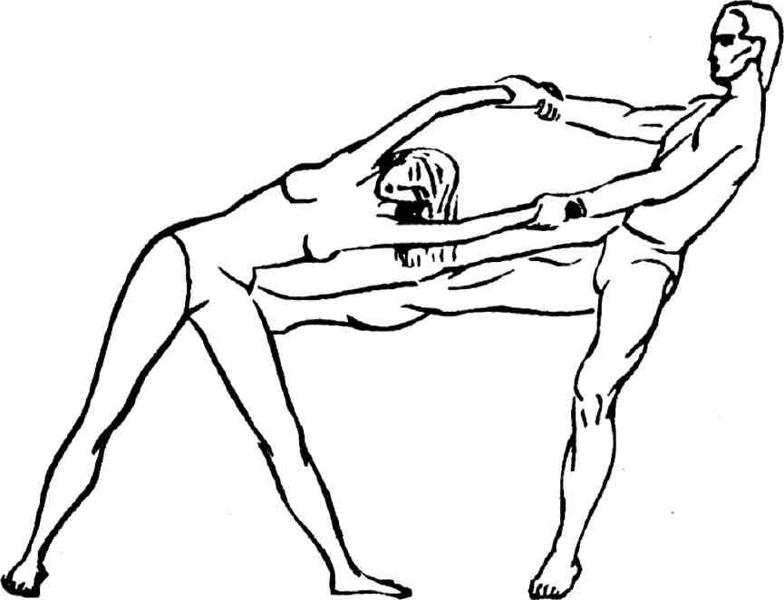 Выгибается в мостик в момент оргазма — img 13