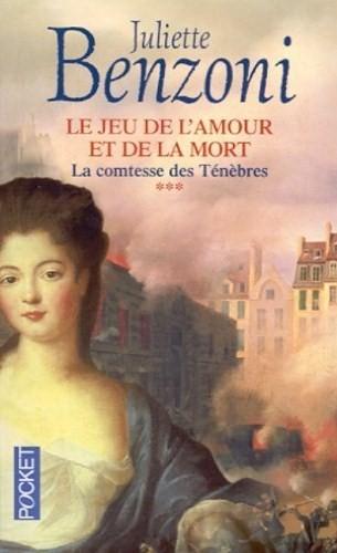 ec3ff6eb52bd9 Жюльетта Бенцони. La comtesse des tenebres
